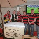 Stefano's Ice Cream at Scarlets