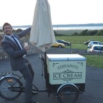 Stefano Ice Cream at wedding